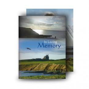 Mullaghmore Co Sligo Standard Memorial Card