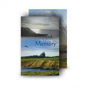 Mullaghmore Co Sligo Wallet Card