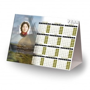 Mullaghmore Co Sligo Calendar Tent