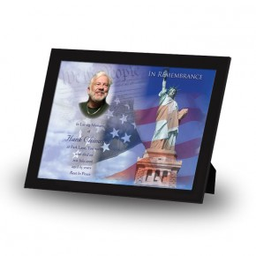 Statue of Liberty Framed Memory