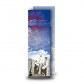 Abraham Lincoln Bookmarker