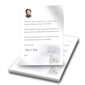 Abraham Lincoln Thank You Letter