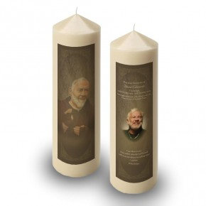 Padre Pio Candle