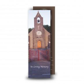 Church Bell Monea Co Fermanagh Bookmarker