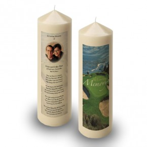 St Andrews Scotland Candle
