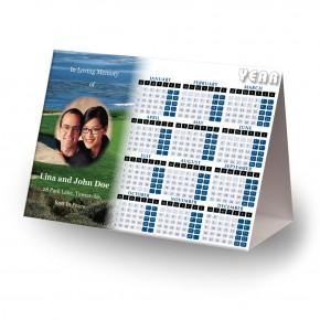 St Andrews Scotland Calendar Tent