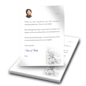 Golf Clubs Thank You Letter
