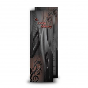 Guitar Bookmarker