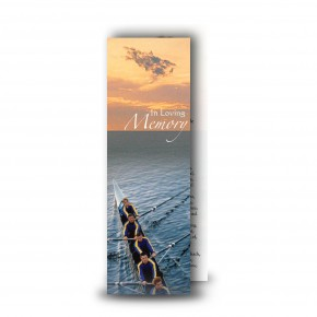 Rowing Bookmarker