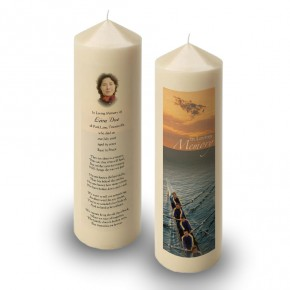 Rowing Candle
