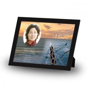 Rowing Framed Memory