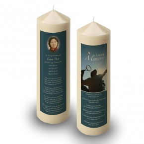 Tennis Candle