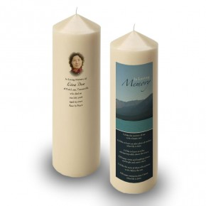 Scenic Mountains The Rockies Canada Candle