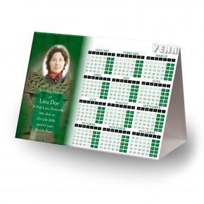 Irish Celtic Cross Calendar Tent