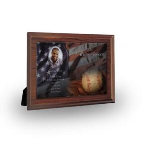 USA Baseball Plaque