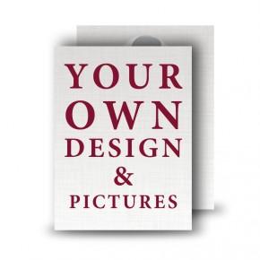 - Your Design Here - Standard Memorial Card
