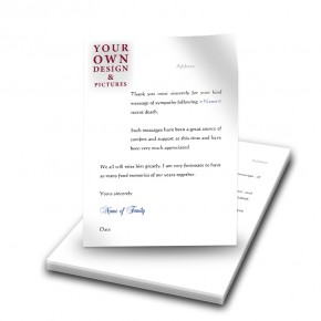 - Your Design Here - Thank You Letter