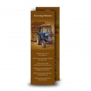 Hay Time Bookmarker