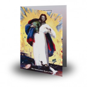 Bespoke Folded Memorial Card