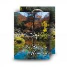 Colourful Tree Co TyroneStandard Memorial Card