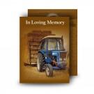 Hay TimeStandard Memorial Card