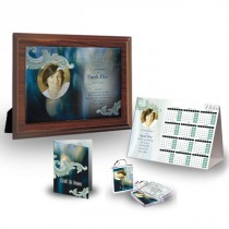 Blue Tulips Table Package
