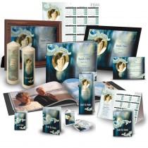 Blue Tulips Custom Package