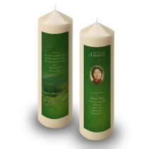 Irish Roots Candle
