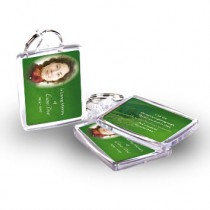 Irish Roots Keyring
