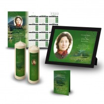 Irish Roots Wall Package