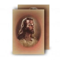 Image of Jesus Christ Standard Memorial Card