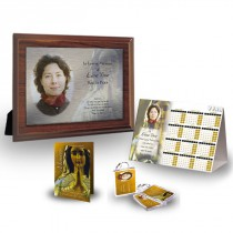 Our Lady At Prayer Table Package