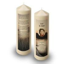 Keenaghan Lough Co Fermanagh Candle