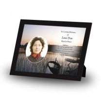 Keenaghan Lough Co Fermanagh Framed Memory