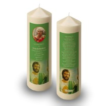 St Jude Candle