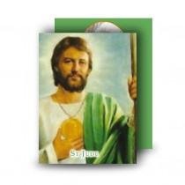 St Jude Standard Memorial Card