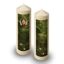 God's Heavenly Garden Candle
