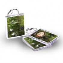 God's Heavenly Garden Keyring
