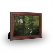 God's Heavenly Garden Plaque