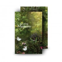 God's Heavenly Garden Wallet Card