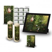 God's Heavenly Garden Wall Package