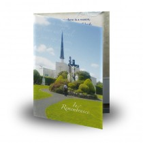 Knock Shrine Mayo No. 1 Folded Memorial Card