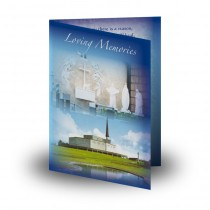 Knock Shrine Mayo No. 2 Folded Memorial Card