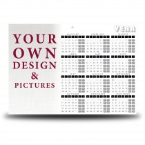 - Your Design Here - Calendar Single Page