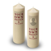 - Your Design Here - Candle