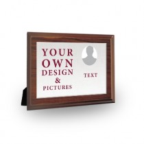 - Your Design Here - Plaque