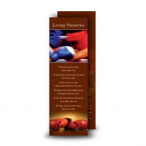 Boxing Bookmarker