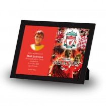 Liverpool Framed Memory