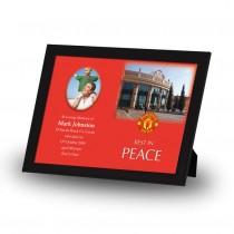Old Trafford Manchester Framed Memory
