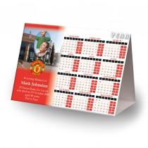 Old Trafford Manchester Calendar Tent